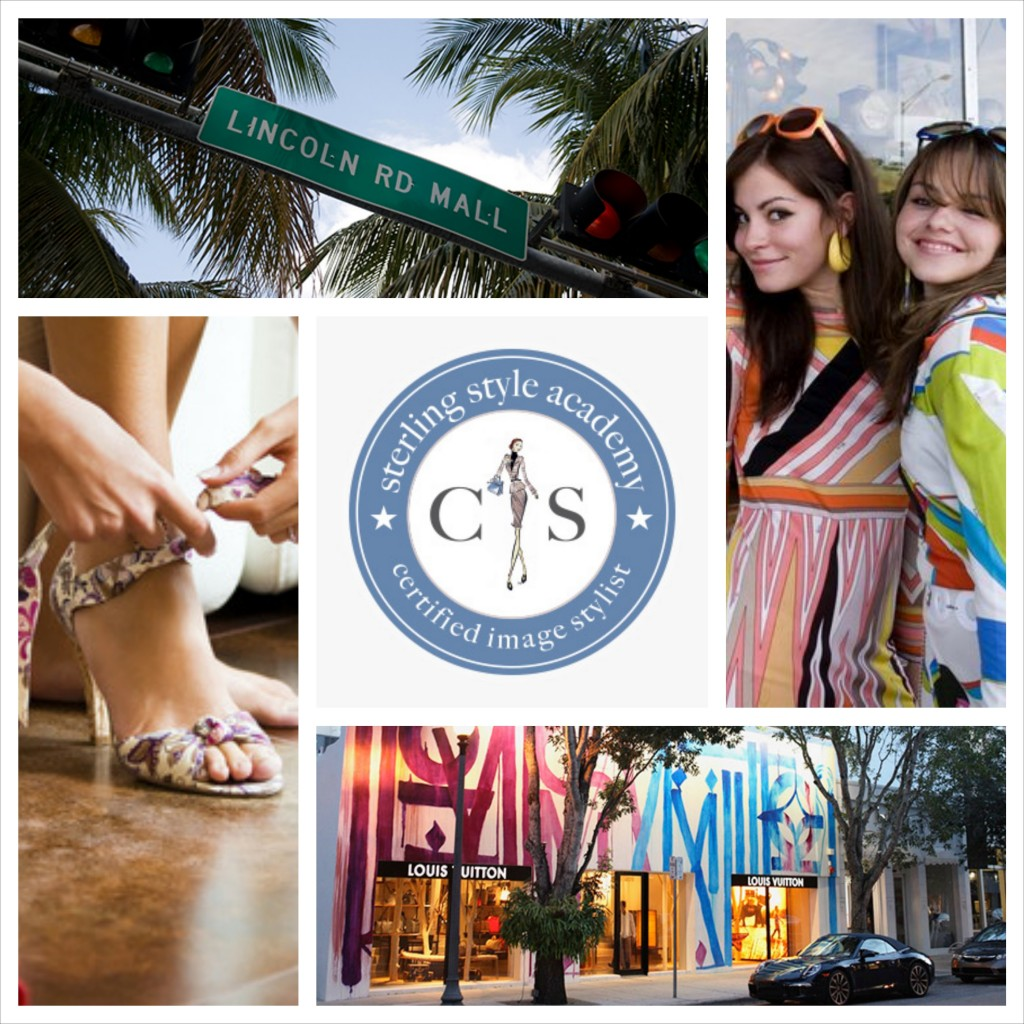Miami Image Consultant Training - Sterling Style Academy