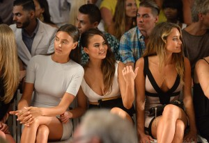 TRESemme at Beach Bunny - Mercedes-Benz Fashion Week Swim 2014 - Front Row