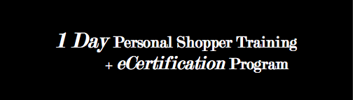 1 Day Personal Shopper Training | Sterling Style Academy