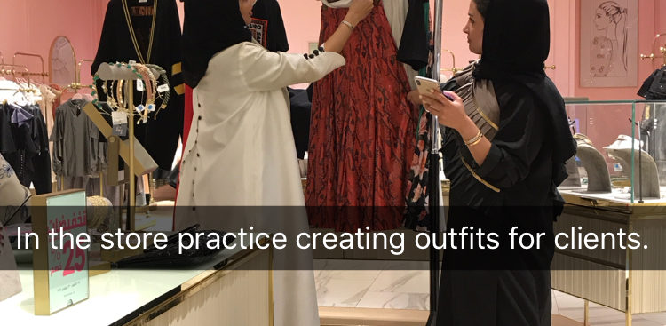 Fashion Stylist Course In Dubai Sterling Style Academy Blog Image Consultant Training Personal Stylist Training Personal Shopper Training Online Courses