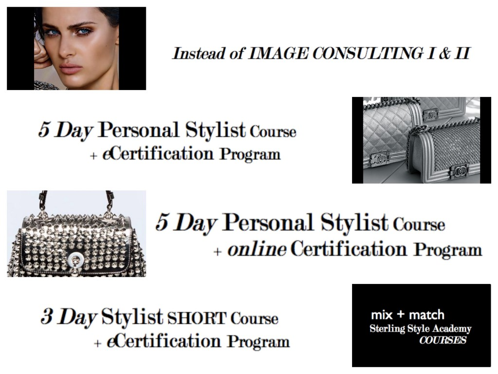 Image Consultant Training Options | Sterling Style Academy