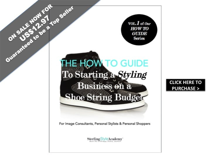 How To Start a Styling Business on a Shoe String Budget $12.97 Purchase