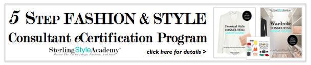 Fashion & Style Consultant eCertification Program