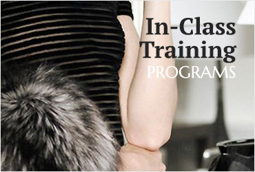 In Class Training Programs